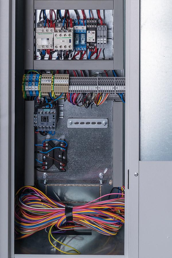 Wartung und Service Aufzug Homelift ES4