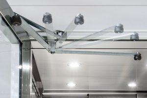 automatischer Türöffner Aufzug Homelift ES4